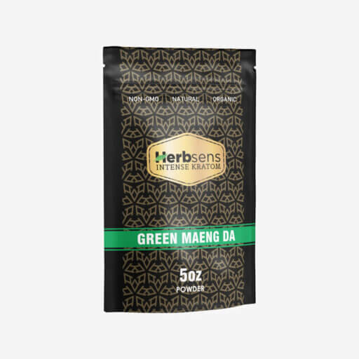 Kratom Green Maeng da Powder 5oz