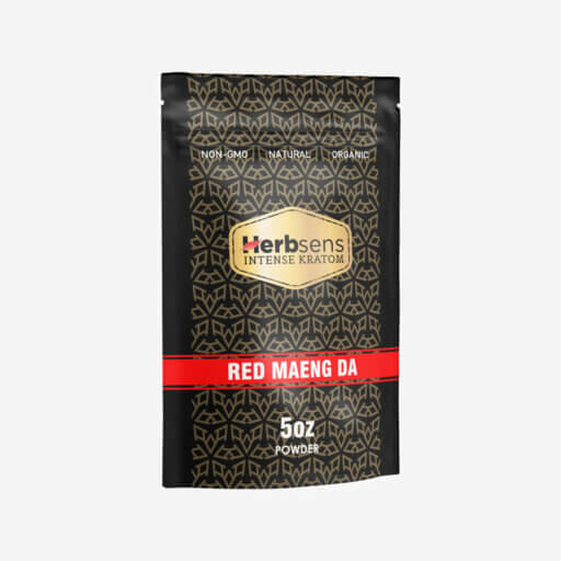 Main image of Kratom red Maeng da powder 5oz