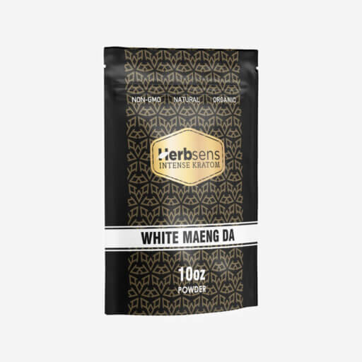 Main image of Kratom white Maeng da powder 10oz